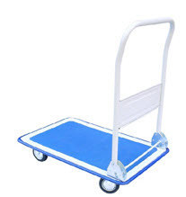Manual hydraulic carts for goods