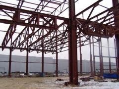 Металлоизделия, металлоконструкции строительные