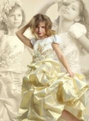 Dresses elegant nurseries