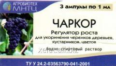 Charkor, the regulator of growth of plants, 3