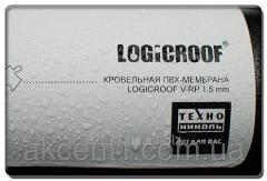 Полимерная ПВХ мембрана Logicroof Технониколь