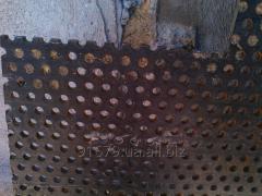 Сито стальное диаметром 6 мм