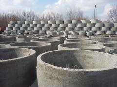 Rings for the sewerage