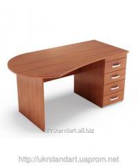 Письменный стол для руководителя м-232 1600 x 720