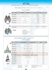 Valve of perepuskny FSS 4341001250