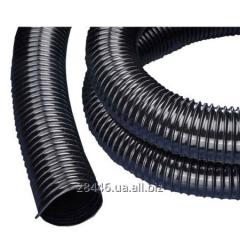 Corrugated hoses antistatic and electroconductive