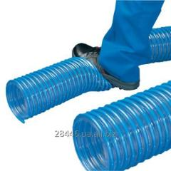 Hoses for the carriageway and sidewalks corrugated
