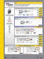 Compressor head assembled VADEN 911 504 922 2,