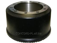 Brake drum CONTECH Premium 1064026001, art.