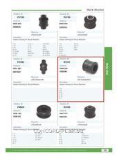 Shock-absorber plug rubber 1698046, art. 70161CNT