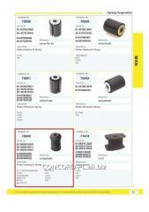 The plug spring rubber - threw 6879332, an art.