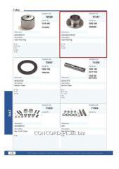 Plug shkvornya cabins metal 1656266, art. 70147CNT