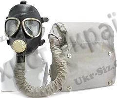 The isolating gas mask (SP - 4M)