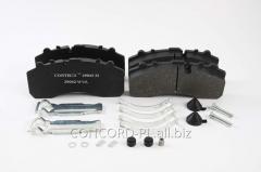 Brake shoes 29042VWA, art. 29042 32