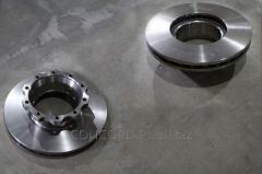 Disk brake 4079000501 *, art. 43007CNT