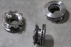 Disk brake 0308834087 *, art. 46021CNT