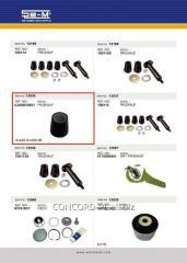 Balance weight plug SEM UJA0033001 rubber-metal,
