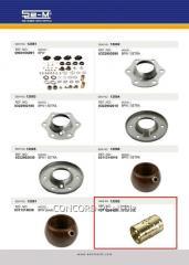 Plug of a razzhimny shaft metal SEM 0311244300,