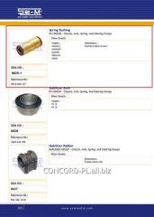 Plug spring SEM 5010060127 *, art. SEM8625-1