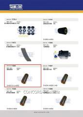 Plug spring bronze SEM 0092961, art. SEM11628
