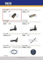 Plug spring metal SEM 0679253, art. SEM11604
