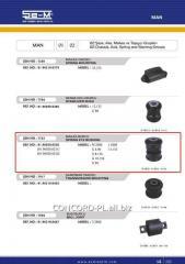 The plug spring rubber - threw SEM 81960200250 *,