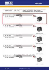 Stabilizer plug SEM 3093200073 rubber-metal *,