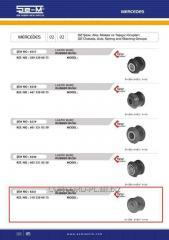 Stabilizer plug SEM 3183200073 rubber-metal *,