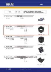 Stabilizer plug rubber SEM 366351 *, art. SEM7687