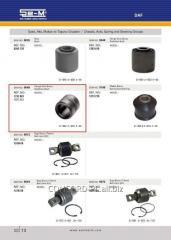 Stabilizer plug rubber SEM 1732887, art. SEM9048