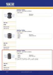 Stabilizer plug rubber SEM 5010130021 *, art.