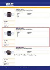 Stabilizer plug rubber SEM 9703231585 *, art.