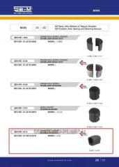 Stabilizer plug rubber SEM 81962100278 *, art.