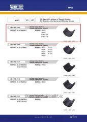 Semi-plug of the SEM 81437040061 stabilizer *,