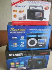 MASON RM 2910L radio receiver