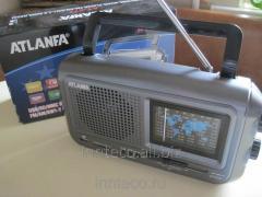 ATLANFA AT-877 radio receiver