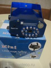 Mini Laser stage lighting YX-032 – a bright laser
