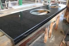 Countertops under the order