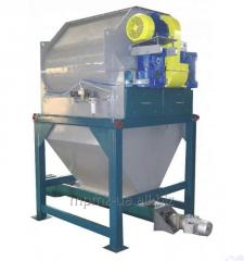 Mixer horizontal continental P6 EGR for mixing the
