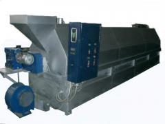 The dryer for agricultural production