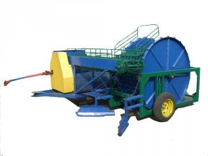 The unit for extraction of seeds of pumpkin