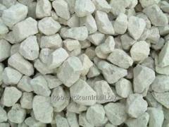 Вапняка,пісок