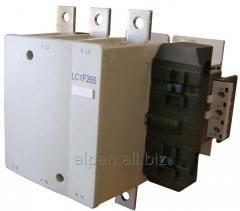 Contactor electromagnetic KM 265-330