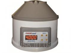 The centrifuge for SM-3 plasma