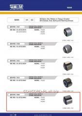 Saylentblok of the SEM 81437220063 stabilizer *,