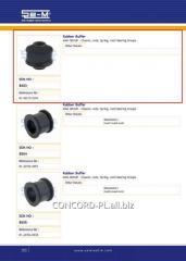 Saylentblok of the SEM 81962100294 stabilizer *,