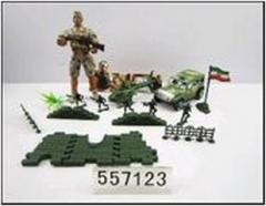 Игрушка пластмассовая, модель CJ-0557123