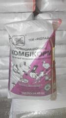 Комбикорм Фидлайф для кур-несушек крупка 25 кг