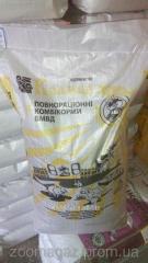 Комбикорм Крамар для молодняка кур-несушек 25 кг