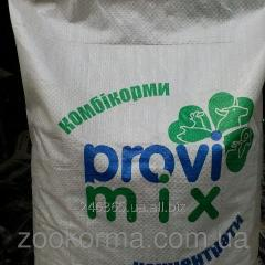 Комбикорм Provi Mix откорм для бройлера 25 кг